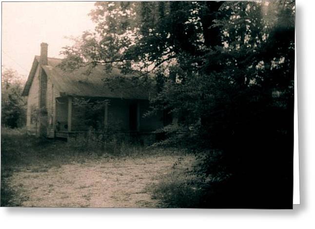 Toy Shop Greeting Cards - House- Delta Louisiana Greeting Card by Doug  Duffey