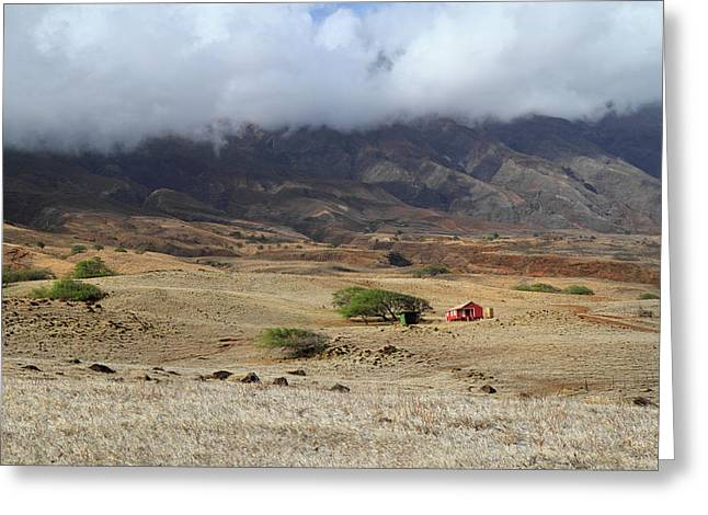 Haleakala Maui Greeting Cards - House on the volcano Greeting Card by Pierre Leclerc Photography