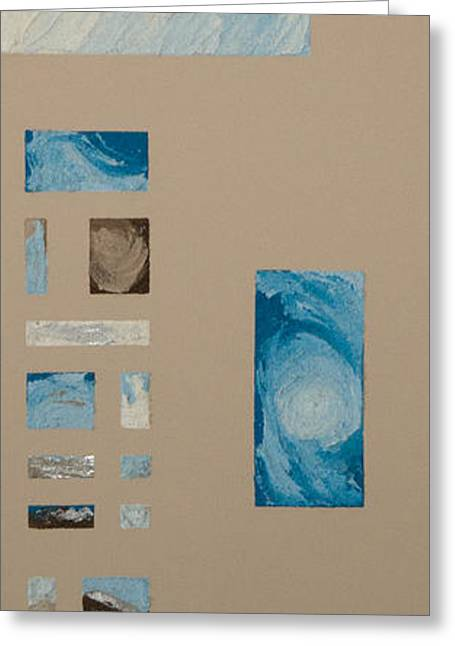 Hurricane 1 Greeting Card by Alison Quine