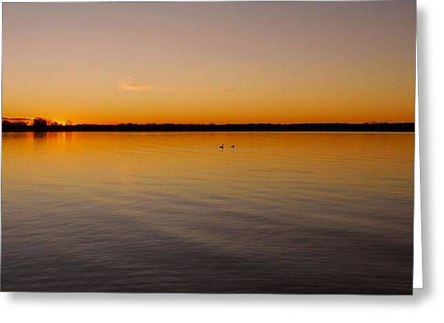 Himmel Greeting Cards - Ile-Bizard - Quebec Greeting Card by Juergen Weiss
