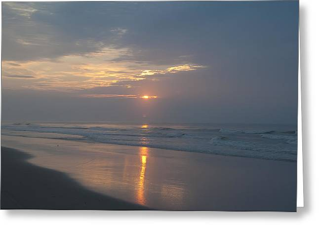 My Ocean Greeting Cards - Im Gonna Get Up and Make My Life Shine Greeting Card by Bill Cannon