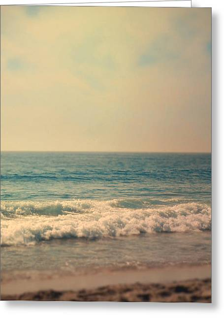 In This Place And Time Greeting Card by Laurie Search