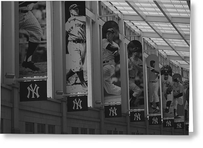 Spring Training Photographs Greeting Cards - Inside Greeting Card by Michael  Albright