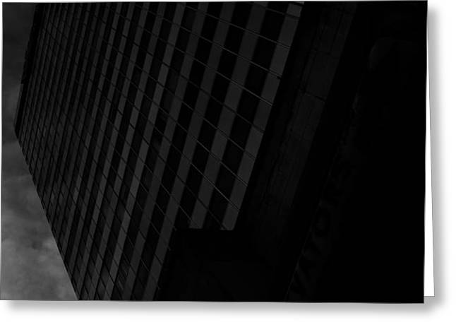 Integrated Elevation  Greeting Card by Jerry Cordeiro