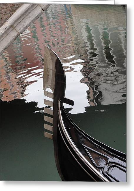 Venice Pyrography Greeting Cards - It is Venice Greeting Card by Yury Bashkin