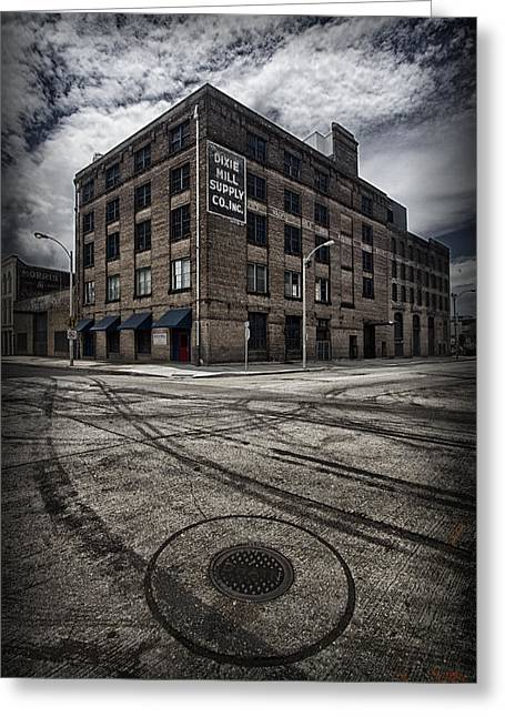 Bold Style Photographs Greeting Cards - Its family busines.... Greeting Card by Russell Styles