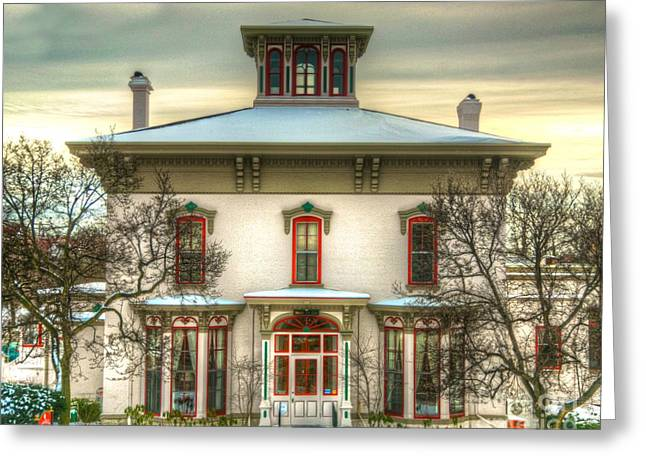 Old House Photographs Greeting Cards - Its History-2 Greeting Card by Robert Pearson