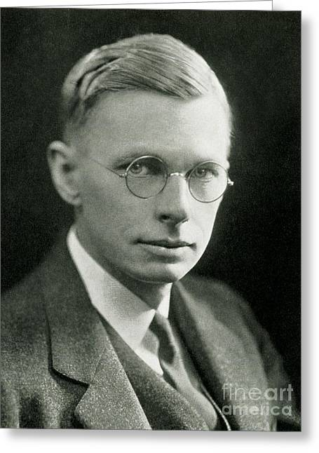Bryant Greeting Cards - James B. Conant, American Chemist Greeting Card by Science Source