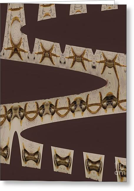 Jewelry Posters Greeting Cards - Jewelry Greeting Card by Marsha Heiken