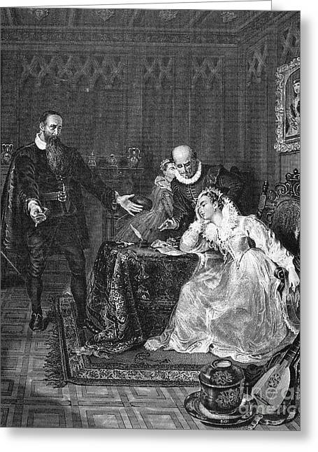 John Knox (1505-1572) Greeting Card by Granger