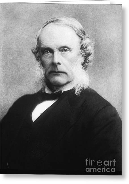 Antiseptic Greeting Cards - Joseph Lister, Father Of Modern Greeting Card by Science Source