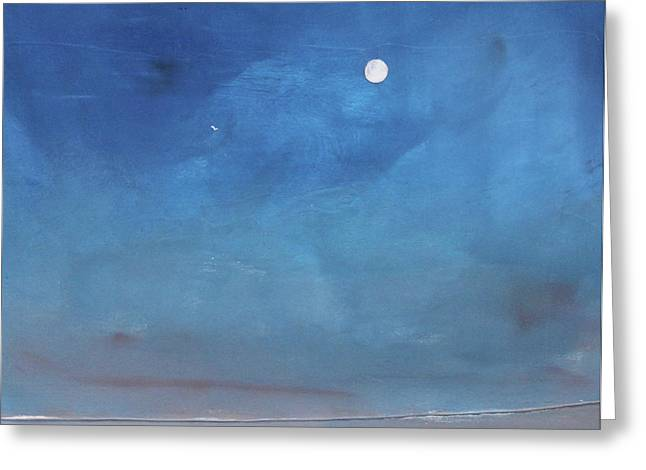 Journey Home Greeting Card by Toni Grote