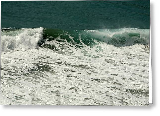 Big Sur Ca Greeting Cards - Kinetic Climax Greeting Card by Gregory Scott