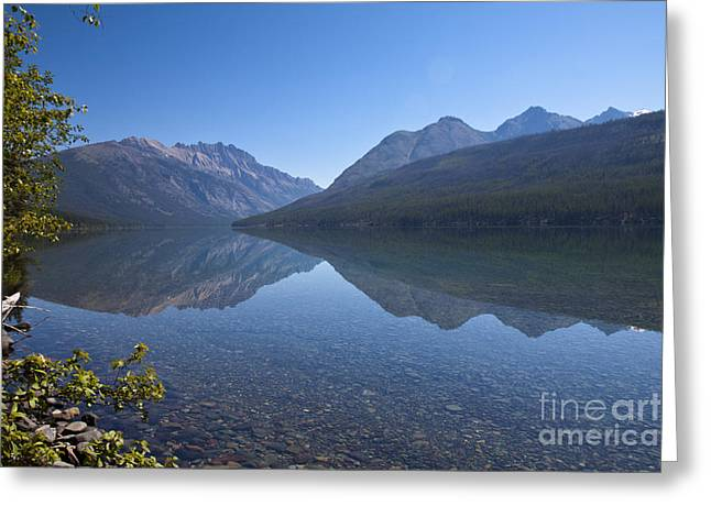 Scotts Scapes Greeting Cards - Kintla Lake Greeting Card by Scotts Scapes