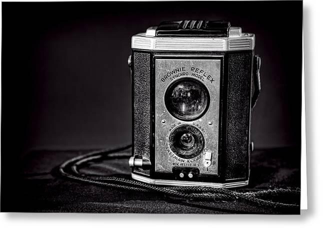 Kodak Greeting Cards - Kodak Brownie Greeting Card by Scott Norris