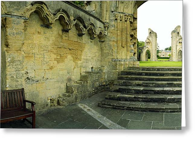 Historic England Greeting Cards - Lady Chapel with Grass Greeting Card by Jan Faul