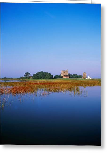 Ladys Island, Co Wexford, Ireland Greeting Card by The Irish Image Collection