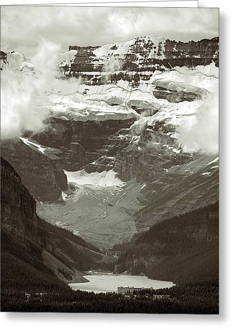 Lake Louise Photography Greeting Cards - Lake Louise Greeting Card by RicardMN Photography