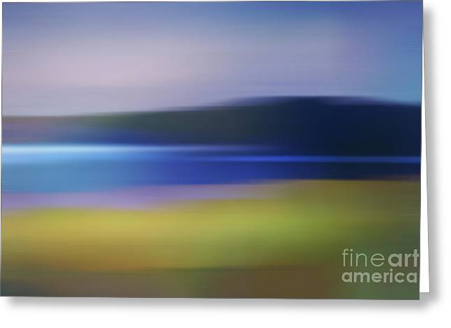 Imagination Greeting Cards - Landscape Imagination Greeting Card by Lutz Baar