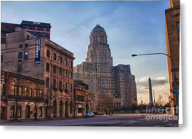 City Halls Greeting Cards - Lease It Greeting Card by Chuck Alaimo