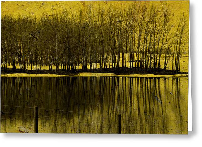 Canada Photograph Greeting Cards - Lemon Lake Greeting Card by Jerry Cordeiro