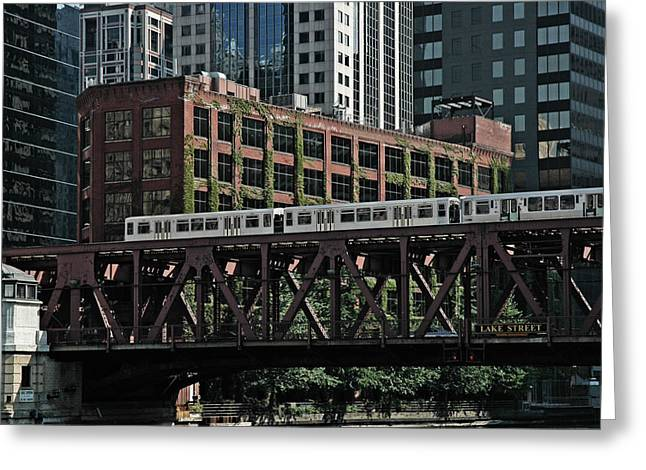 Metra Greeting Cards - Levels Color Greeting Card by D Plinth