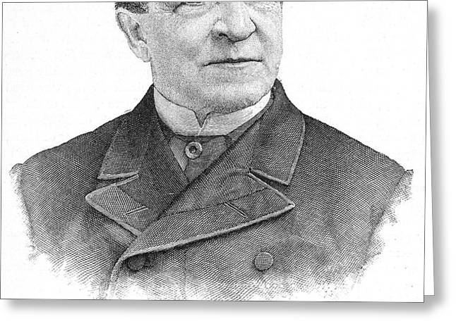 LEVI PARSONS MORTON Greeting Card by Granger