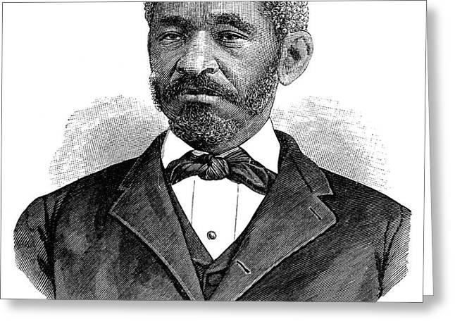 LEWIS HAYDEN (1811-1889) Greeting Card by Granger