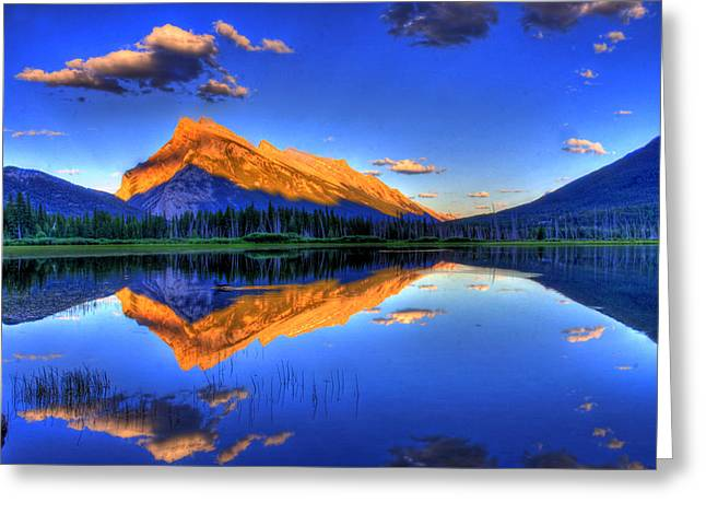 Landscape Photography Greeting Cards - Lifes Reflections Greeting Card by Scott Mahon
