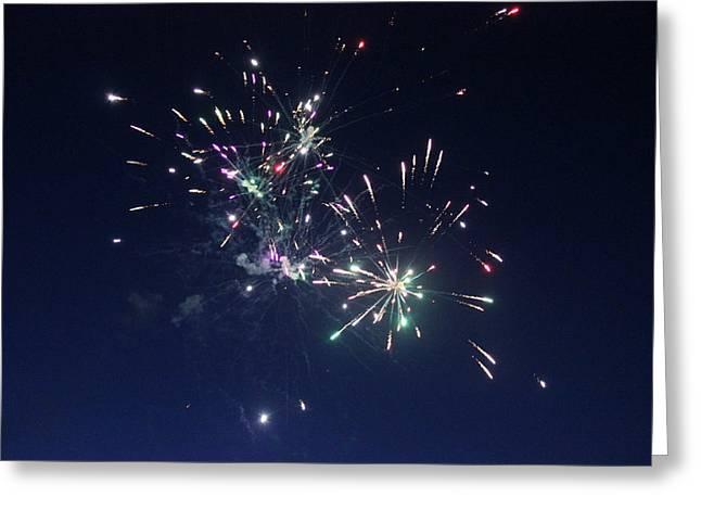 Light Up My World Greeting Card by Ashley Beeman