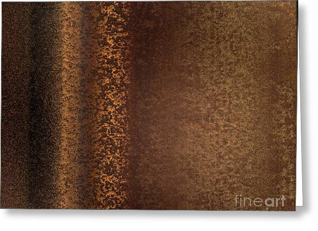Reception Digital Art Greeting Cards - Lines of decay Greeting Card by Jan Willem Van Swigchem