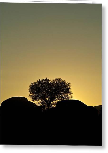 Extremadura Greeting Cards - Los Barruecos Greeting Card by Gabor Pozsgai