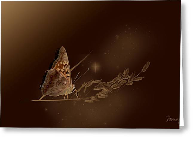 Tn Digital Art Greeting Cards - Lost In Chocolate Greeting Card by EricaMaxine  Price