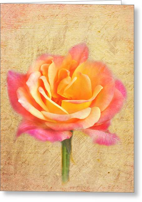 Love Letter Greeting Cards - Love Letter Greeting Card by Jai Johnson