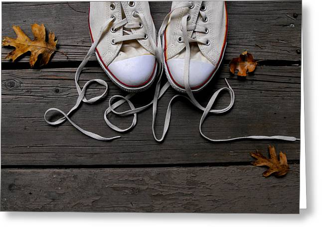 Conversing Photographs Greeting Cards - Love Greeting Card by Skye Zambrana