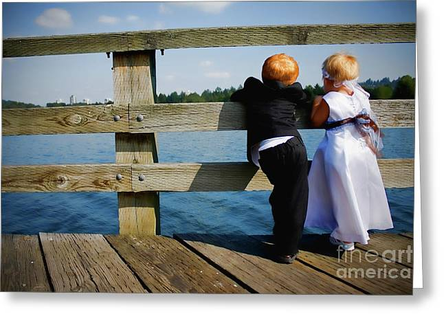 Sisterly Greeting Cards - Love Greeting Card by Tyler Photographer