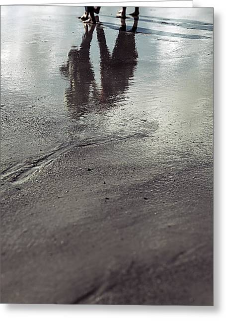 Low Tide Greeting Card by Joana Kruse