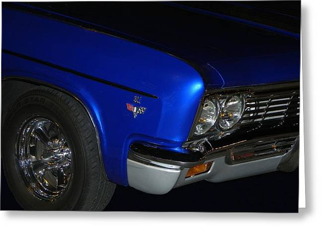 Tricked-out Cars Greeting Cards - Lucielle Greeting Card by Chuck Re