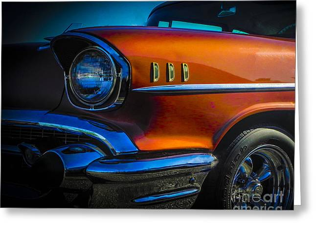 Tricked-out Cars Greeting Cards - Macks Tribute Greeting Card by Chuck Re