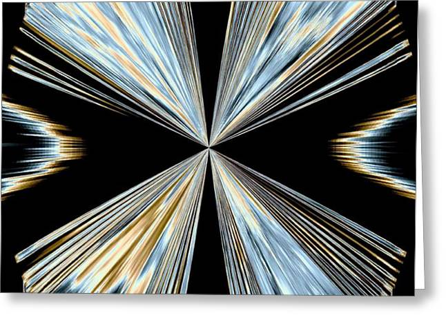 Magnetism 2 Greeting Card by Will Borden