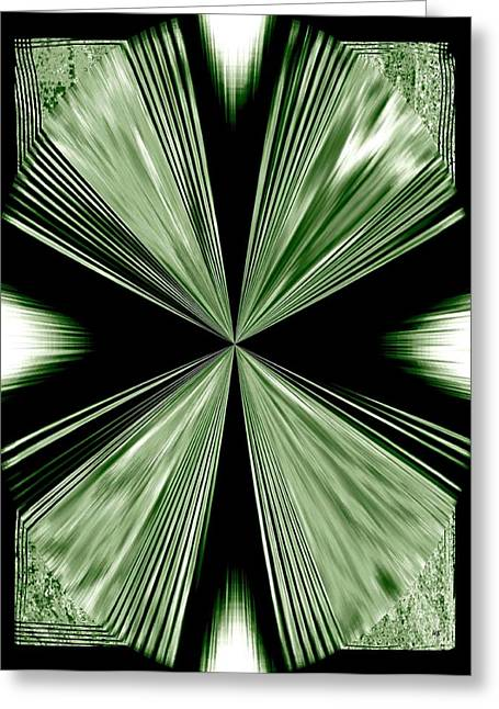 Vigor Greeting Cards - Magnetism Greeting Card by Will Borden