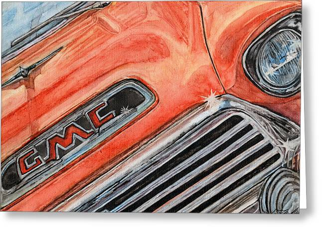 Wow Paintings Greeting Cards - Man Cave #1 Greeting Card by Jason McKeel
