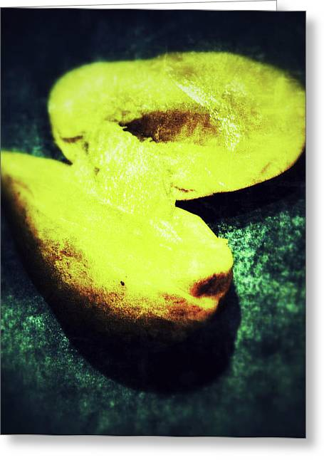 Mango Digital Greeting Cards - Mango Greeting Card by Olivier Calas