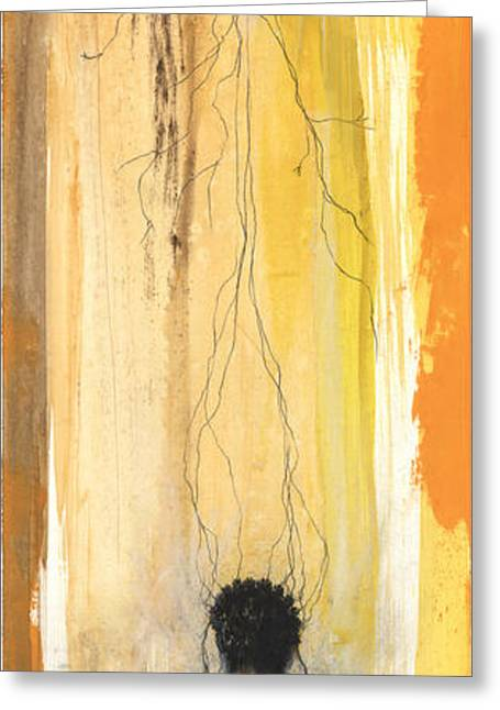 Spirt Greeting Cards - Me Time Greeting Card by Anthony Burks Sr