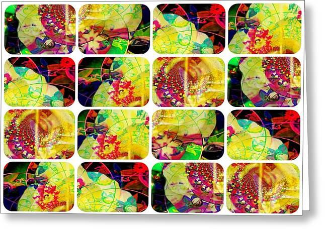 Jan Steadman-jackson Greeting Cards - Mellow Yellow Greeting Card by Jan Steadman-Jackson