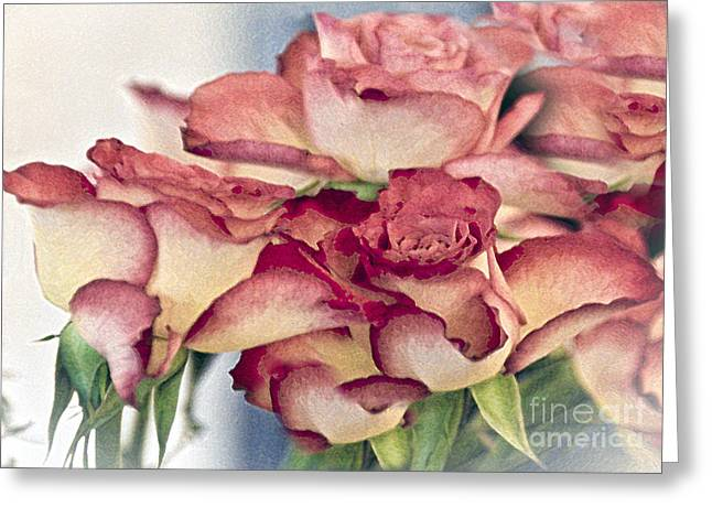 Melody Greeting Card by Sheila Laurens