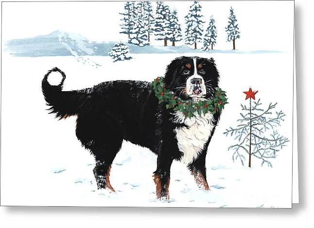 Liane Greeting Cards - Merry Christmas Greeting Card by Liane Weyers