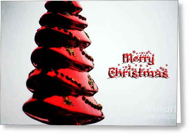 Christmas Greeting Cards - Merry Christmas Greeting Card by Nishanth Gopinathan
