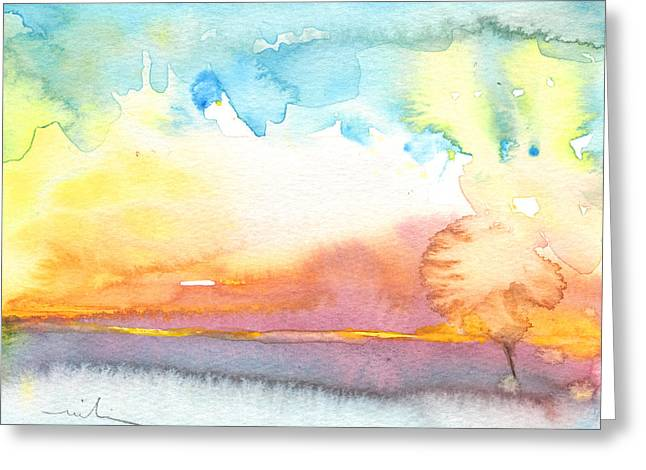 Midday.light Greeting Cards - Midday 26 Greeting Card by Miki De Goodaboom