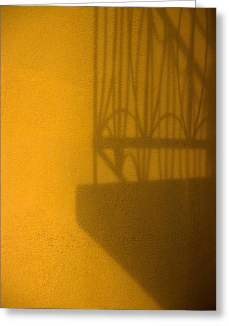 Art Ferrier Greeting Cards - Montreal Shadow 1 Greeting Card by Art Ferrier